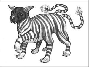 Carol Van Natta Pet Sketch