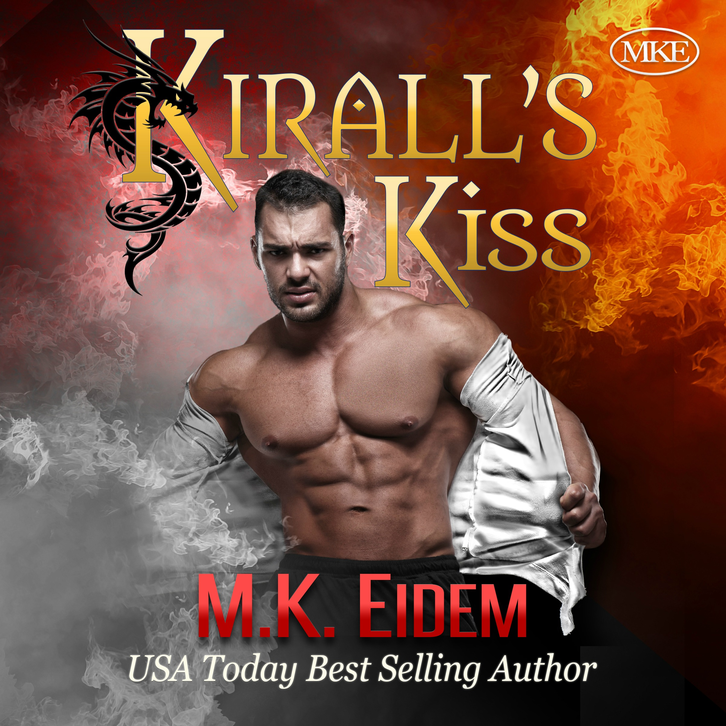 Kirall's Kiss – Audiobook