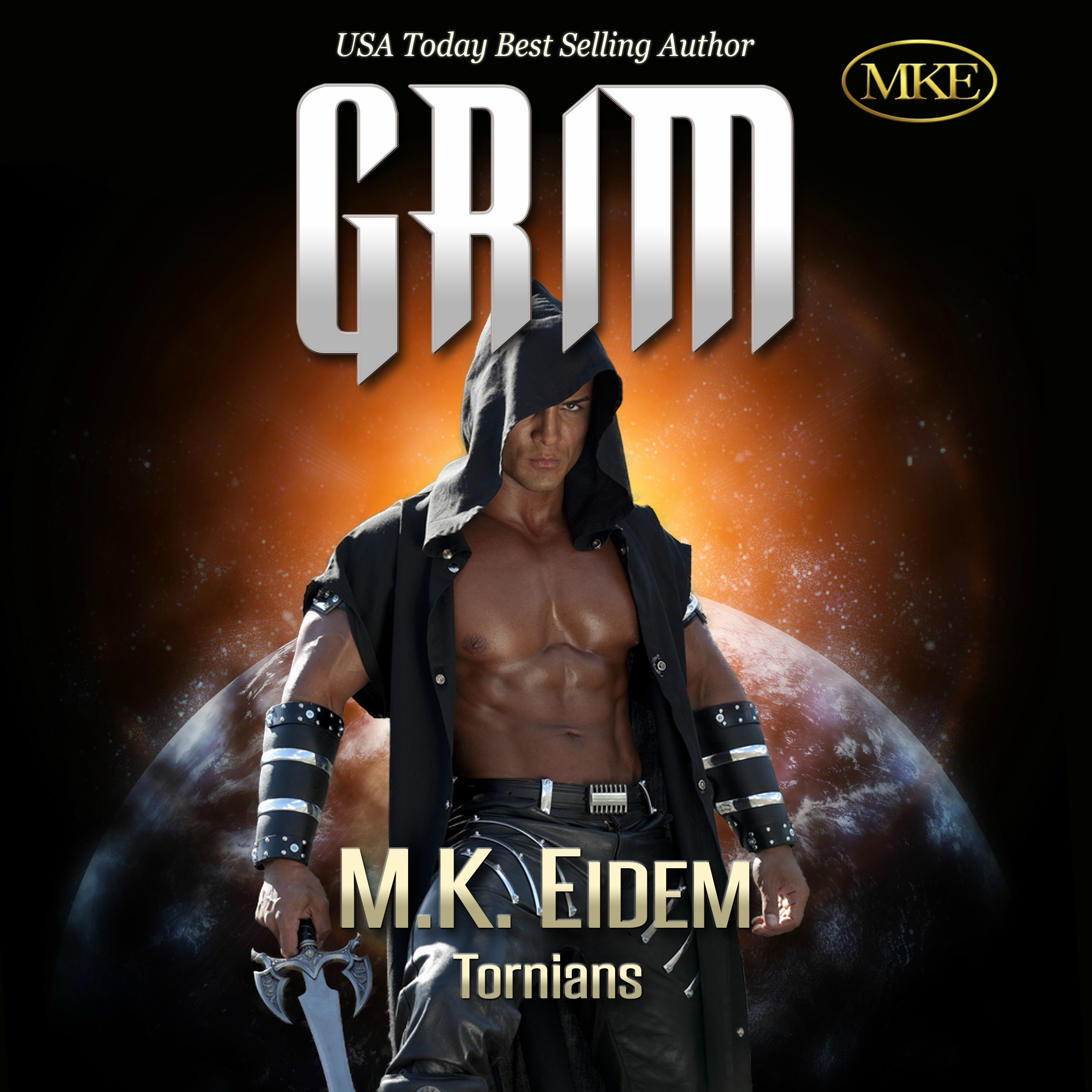 Grim – Audiobook