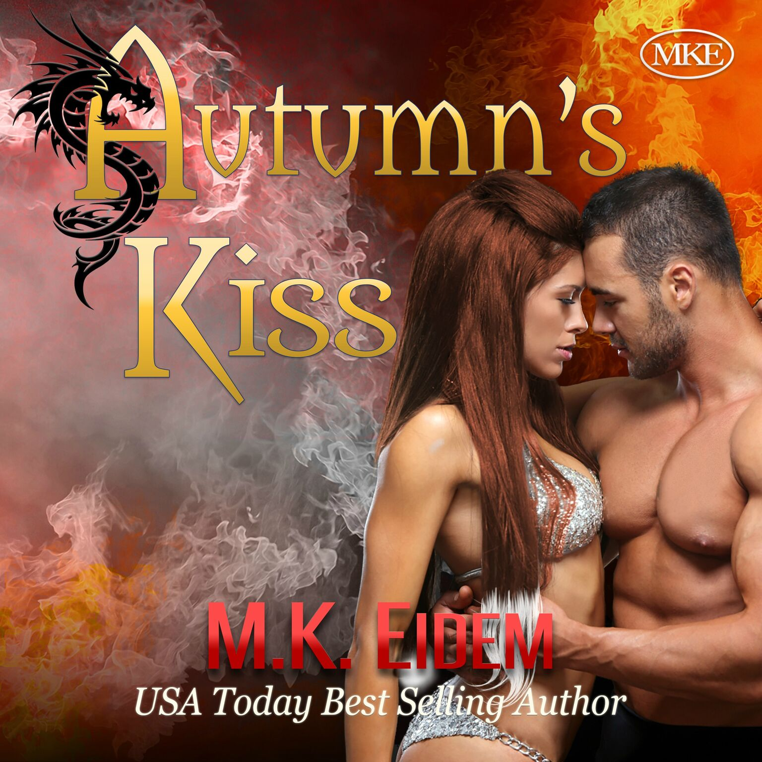 Autumn's Kiss – Audiobook