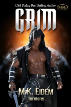 Grim - Book 1 of the Tornians Series by MK Eidem