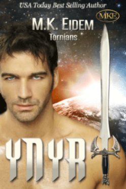 Ynyr - Book 4 of the Tornians Series by MK Eidem