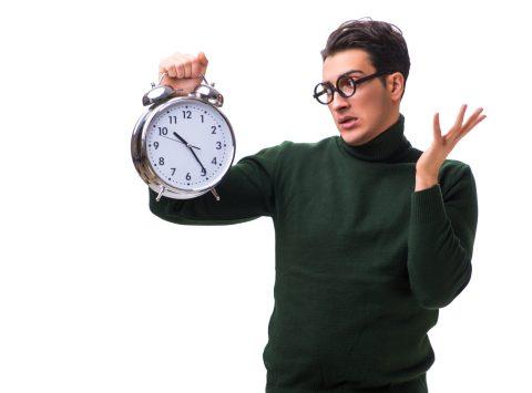 Zeitmanagement Jurastudium
