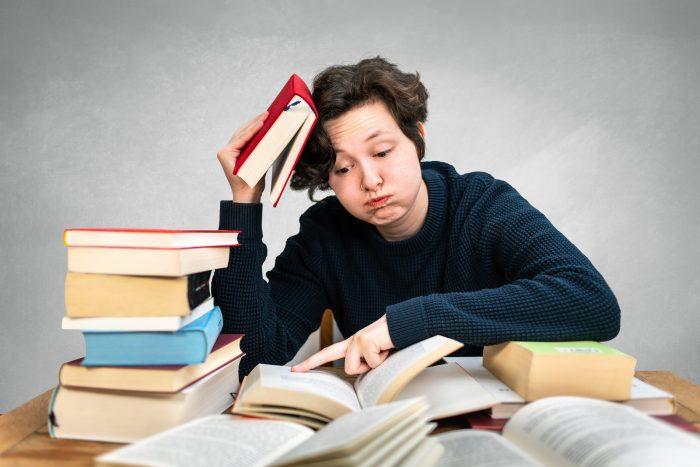 Jurastudium scheitert