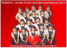 Showtanzgruppe der Mainzer Klepper Garde von 1856 e.V.