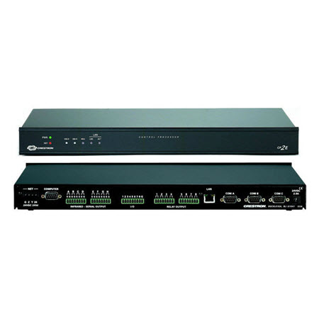 crestron cp2e compact control system with ethernet