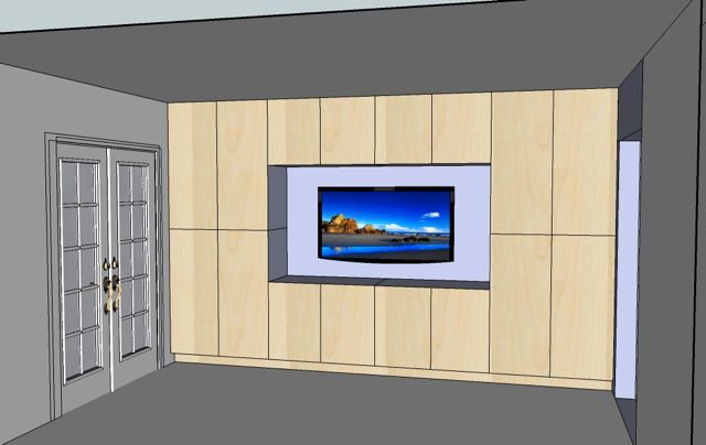 A/V for Pacific Palisades Bungalow
