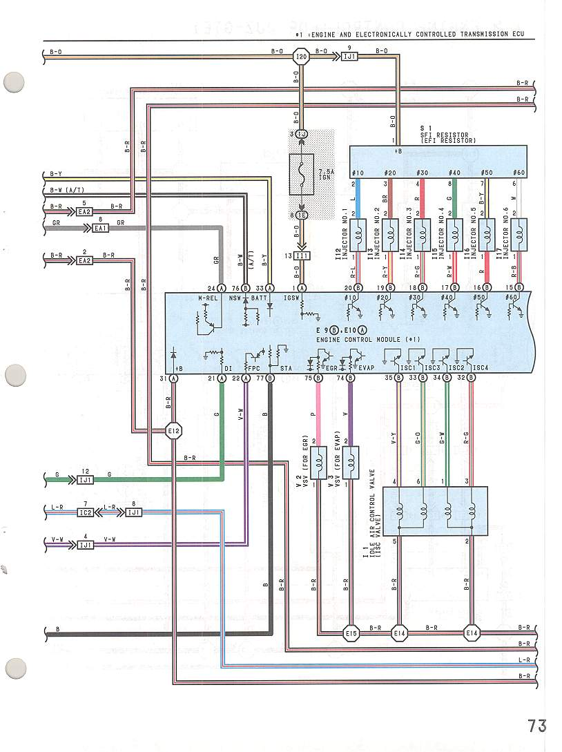 medium resolution of 1jz ignition module grounding page 2 ignition system diagram 1jz ignition diagram