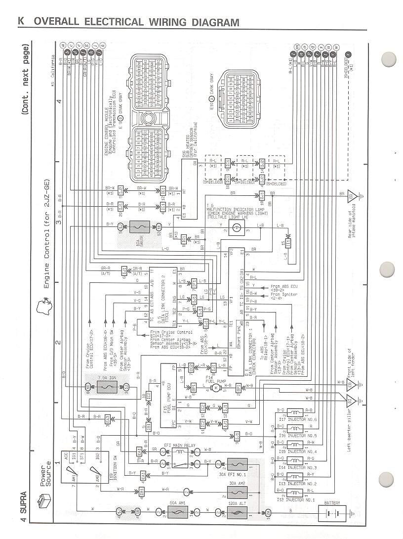 Wiring Diagram Toyota Kijang 5k : Toyota k engine diagram wiring