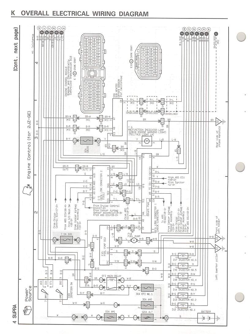 Toyota 7k Engine Wiring Diagram Todays 1988 Library Pickup