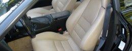 MKIV Toyota Supra Stock Interior