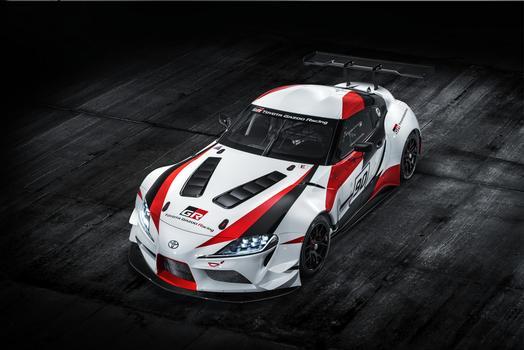 Toyota USA U2013 Newsroom: The Legend Returns: Toyota Unveils GR Supra Racing  Concept