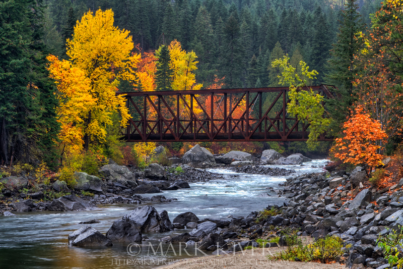 Multonomah Falls Wallpaper Desktop Mark Kiver Photography 5 Amazing Places For Fall Color