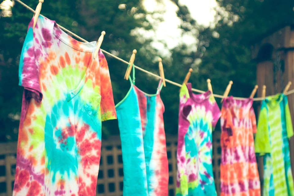 Tie Dye Friday May 26th, 2017