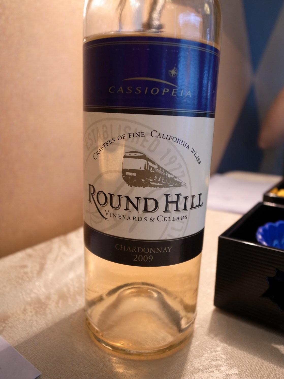 カシオペアオリジナルワイン
