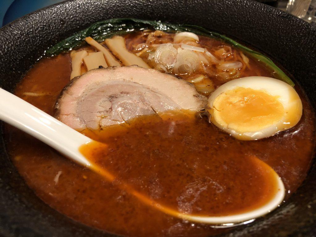 八幸麺(大辛)