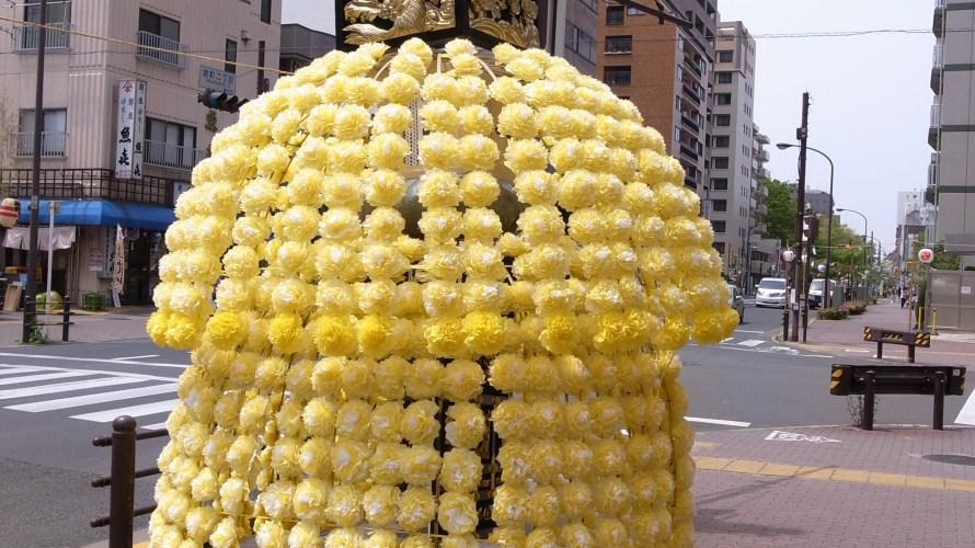 大國魂神社-くらやみ祭-@府中。