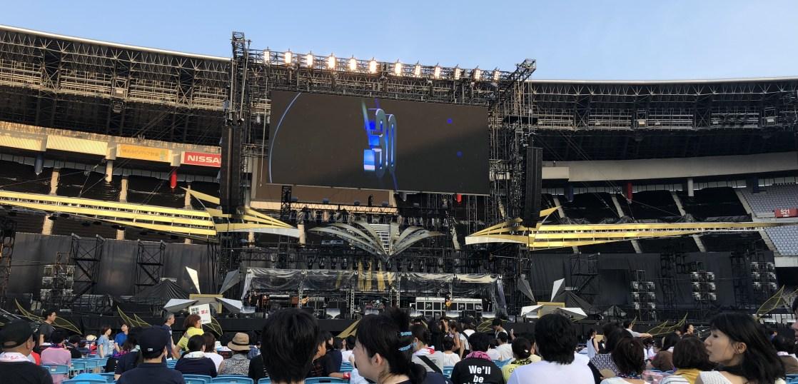 B'z LIVE-GYM Pleasure 2018 -HINOTORI-