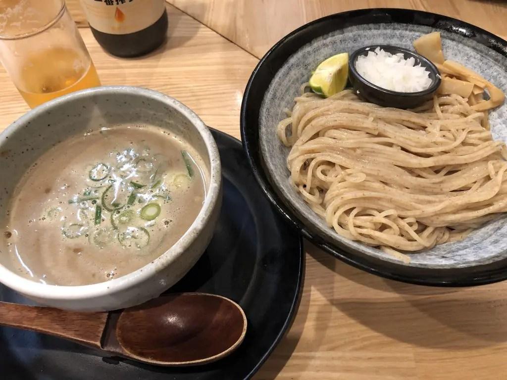 つけ麺 鶏魚介