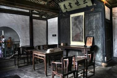 Lu Xun-Studierzimmer