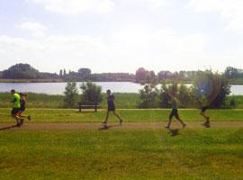 MK Marathon Weekend Course Profiles