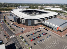 Travel and Parking at the MK Marathon event