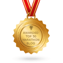 MK Marathon awarded Top 50 Marathon Blogs