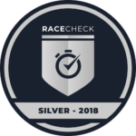 MK Rocket 5k wins the RaceCheck SILVER Award 2018