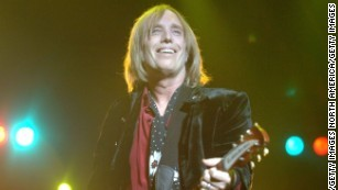 Tom Petty died October 3.