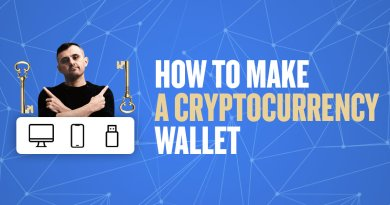 HOW TO MAKE A CRYPTOCURRENCY OR NFT WALLET