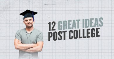 What To Do After College? 12 Great Ideas Post College
