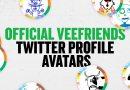 Official VeeFriends Twitter Profile Avatars