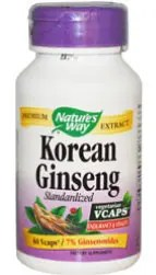 جنسنج كوري 550 مجم Korean Ginseng مكملاتي دوت كوم