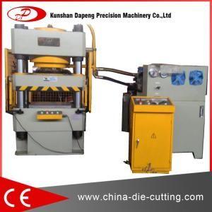 300 Ton Four Column Hydraulic Press Machine on Made-in-China.com