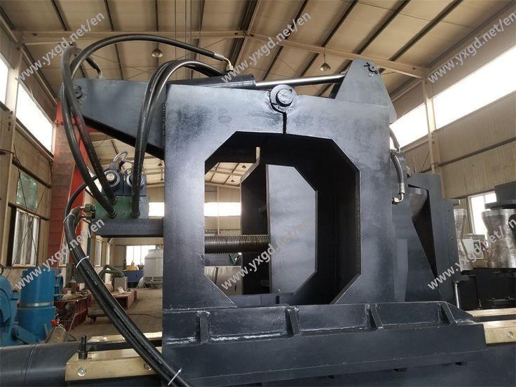 Large Diameter Pipe Bending Machine