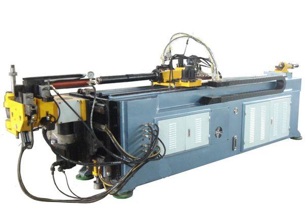 automatic pipe bending machine Three-layer molds auto change hydraulic tube bending machine