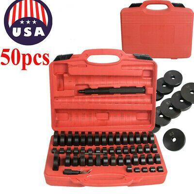 (eBay Advertisement) NEW 50pc Bearing Seal Driver Tool kit Custom Bushing Bearin...
