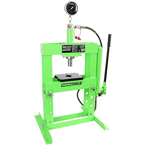 Best Hydraulic Presses Reviews @ 2020
