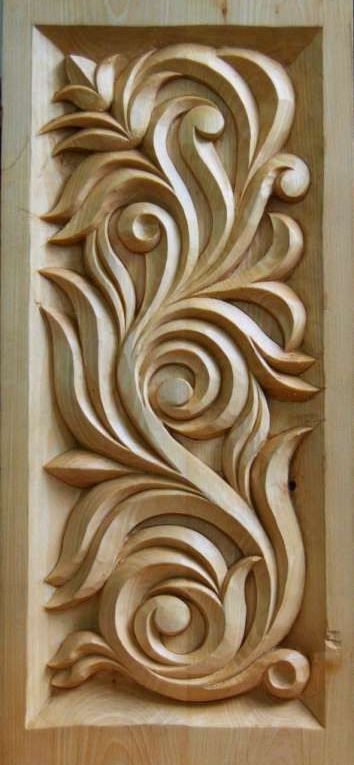 9+ Unique Free Patterns For Relief Wood Carving Gallery
