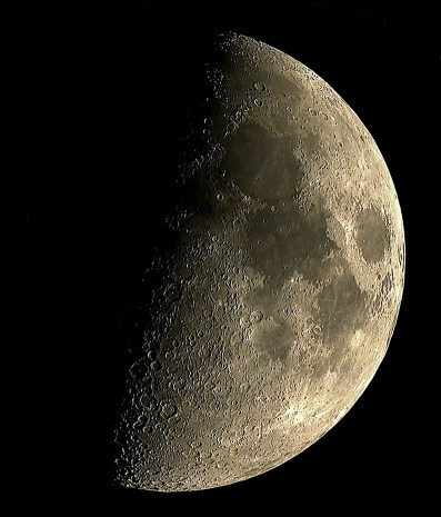 Moon by Alan Piggott