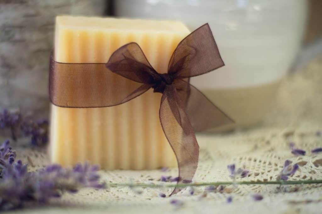 handmade grass fed tallow soap