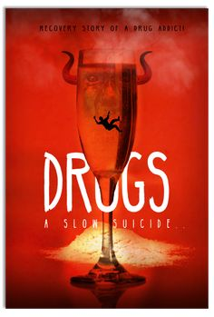How alcohol and drugs addiction destroys lives.