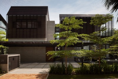 Bungalow @ Cove Way | Singapore Home Architecture