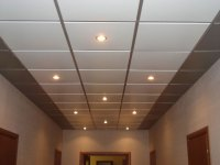 Lay-in ceiling - MKS-Facade