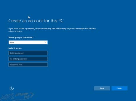 Windows 10 Set