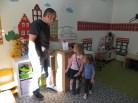 Сбор макулатуры в детском саду SunSchool в Реутове