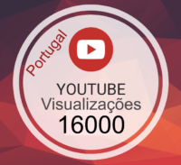 16000 Visualizações Video Portugal