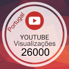 26000 Visualizações Video Portugal