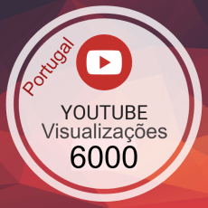 6000 Visualizações Video Portugal