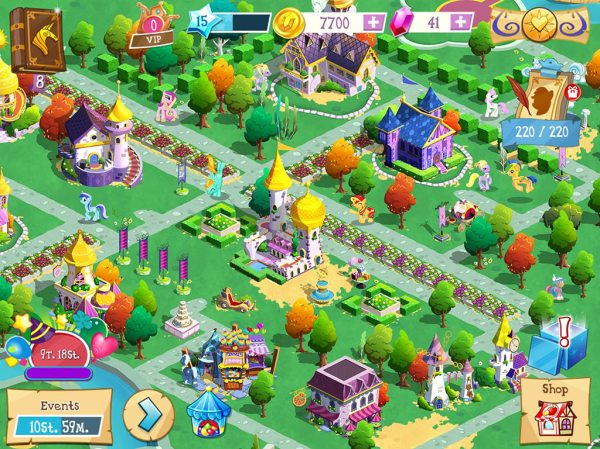 my little pony spiele # 17